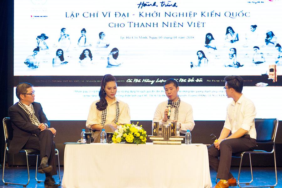 """CEO Trần Nguyễn Lê Văn: """"Khát vọng trả ơn cuộc sống"""""""