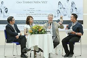 Hành trình Lập Chí Vĩ Đại – Khởi Nghiệp Kiến Quốc cho Thanh niên Việt tại Đại học Sư Phạm TP.HCM