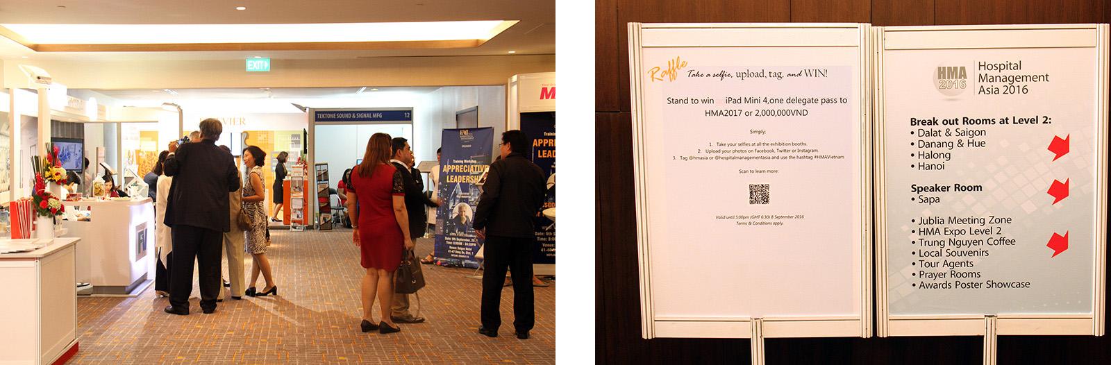 Bác sĩ Awan đến từ bệnh viện Medistra (Jakarta, Indonesia) ghé thăm gian hàng, mua sản phẩm và bày tỏ sự quan tâm đặc biệt đến chất lượng cũng như triết lý cà phê của Trung Nguyên. Ông là một tín đồ của cà phê, mỗi ngày ông đều sử dụng ít nhất 03 ly cà phê để giữ cho mình luôn tỉnh táo trong công việc; cà phê G7 cũng nằm trong danh sách thương hiệu mà ông yêu thích.