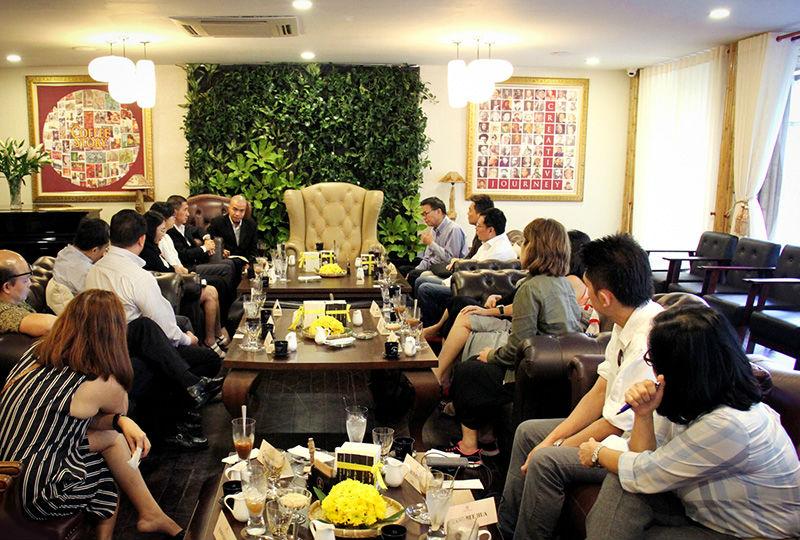 Học Viện Quản Lý Singapore đồng hành cùng Hành trình Vì nước Việt Vĩ đại