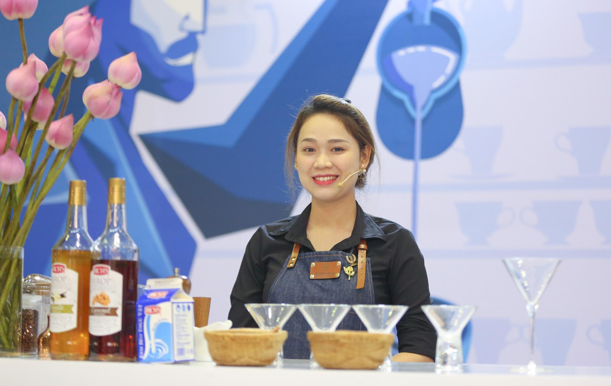 Những dấu ấn của Trung Nguyên Legend tại Café Show Việt Nam 2018