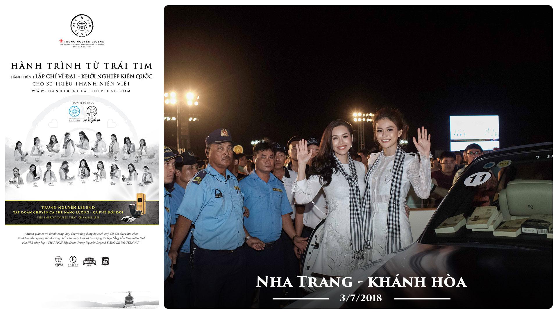 Nhật ký Hành Trình Từ Trái Tim – Ngày 03/07/2018