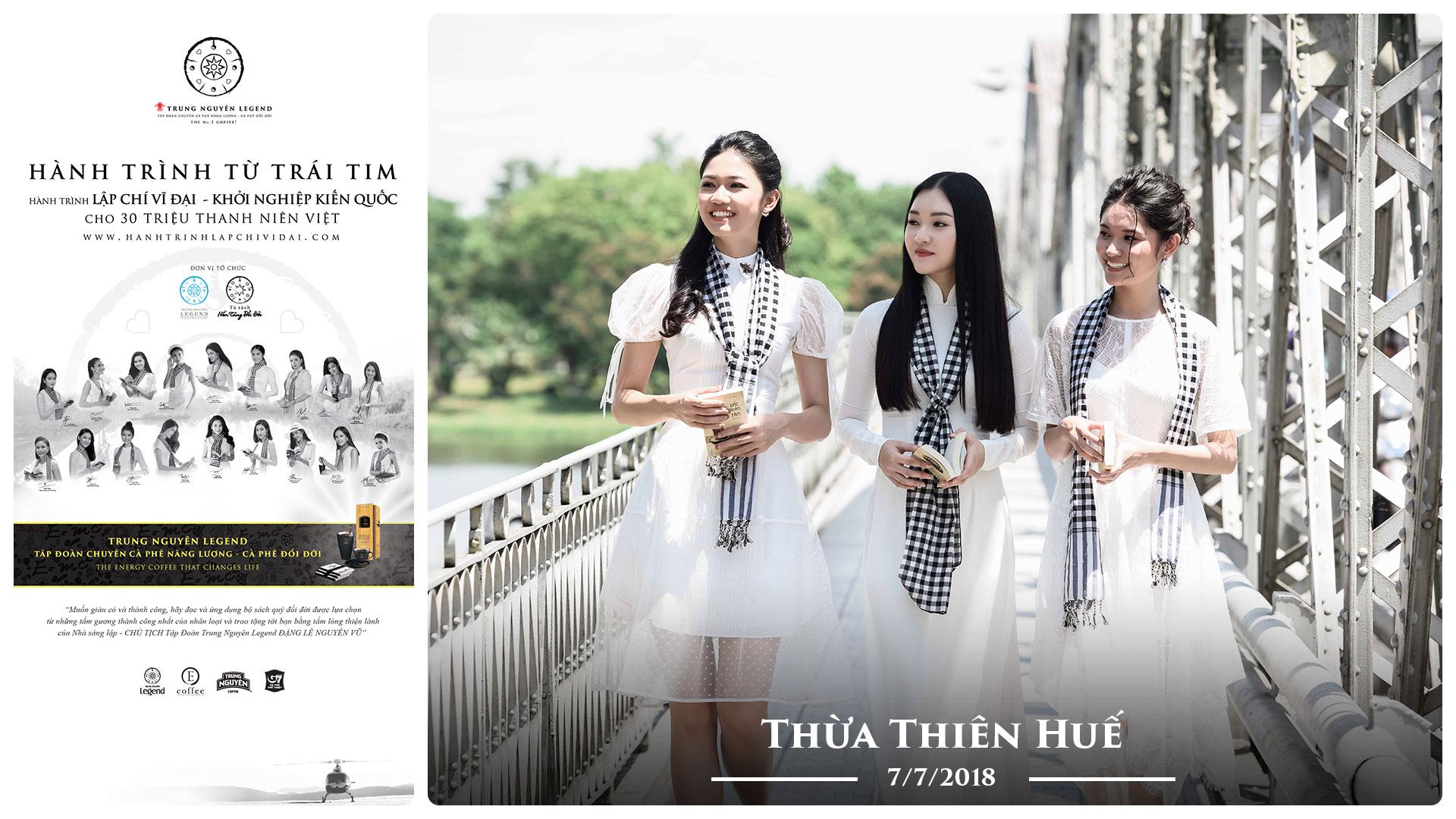 Nhật ký Hành Trình Từ Trái Tim – Ngày 07/07/2018 – Huế