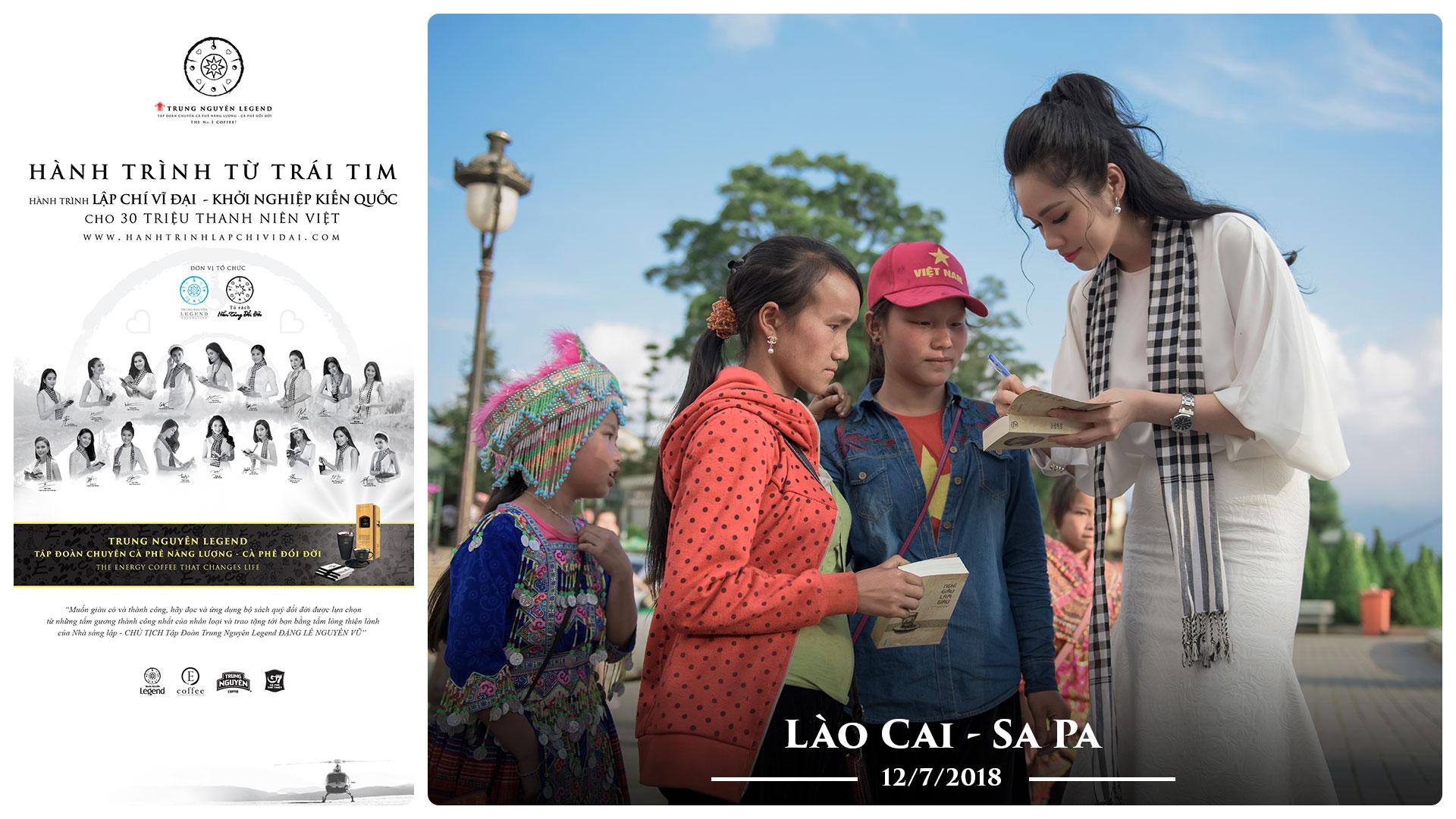 Nhật ký Hành Trình Từ Trái Tim – Lào Cai – Sa Pa