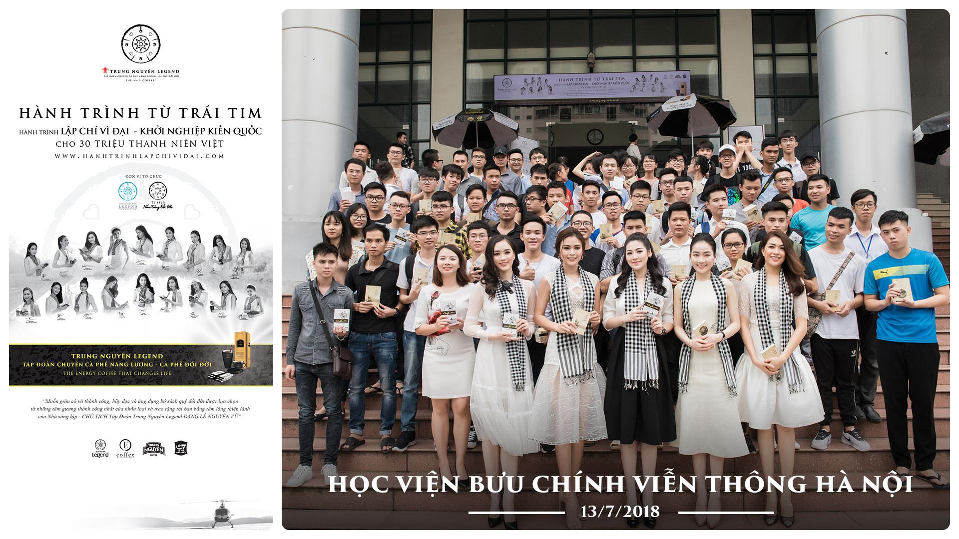 Nhật ký Hành Trình Từ Trái Tim – Ngày 13 – Hà Nội