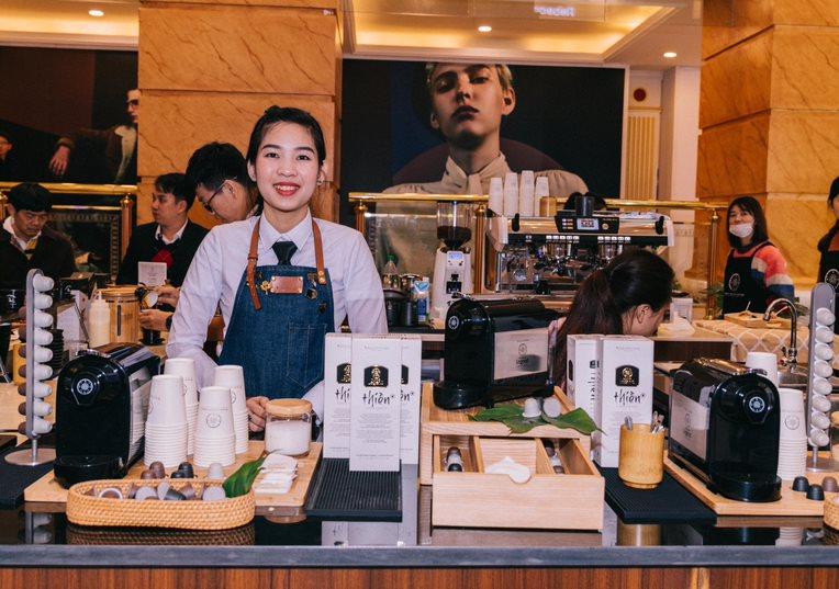 Chính thức ra mắt thương hiệu & tuyệt phẩm cà phê năng lượng Trung Nguyên Legend tại Trung Quốc