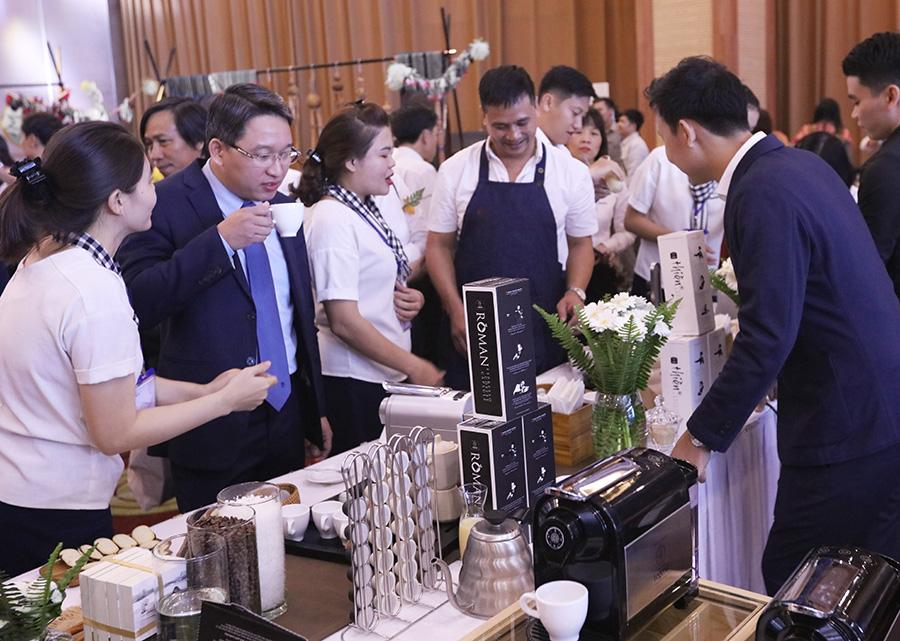 Tập đoàn Trung Nguyên Legend lan tỏa giá trị Cà phê Năng lượng tại Lễ hội cà phê Buôn Ma Thuột lần thứ 7