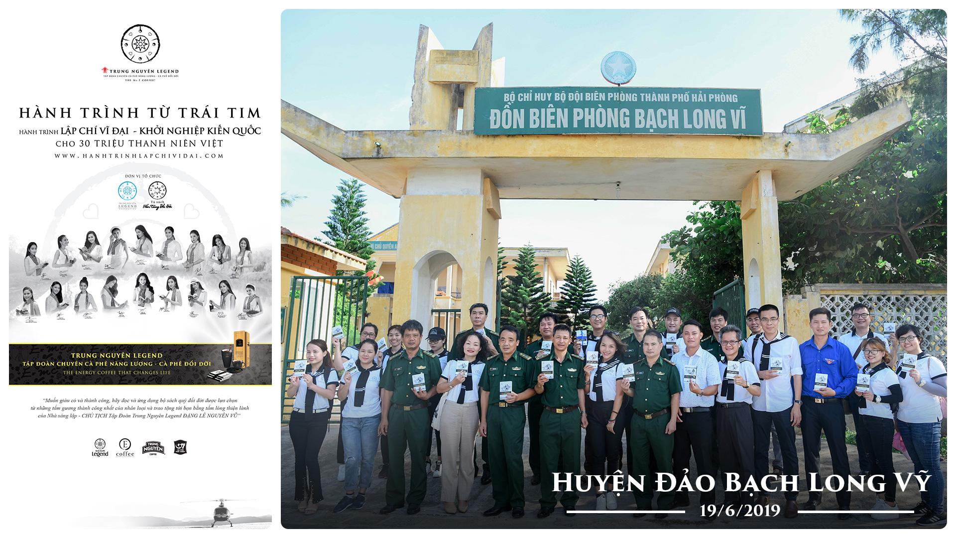Hành trình Từ Trái Tim đưa bộ sách truyền cảm hứng đến Bạch Long Vĩ – hòn đảo xa nhất Vịnh Bắc Bộ