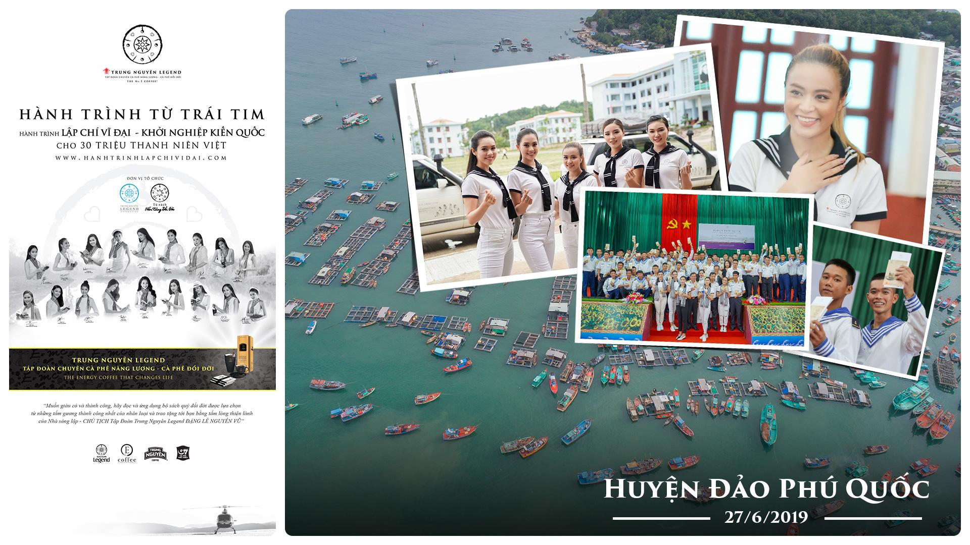 Sách quý đến với cán bộ, chiến sĩ, thanh niên và học sinh huyện Phú Quốc