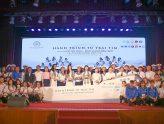 Hành trình từ trái tim đến với biển đảo chính thức khởi hành tại Đại học Hàng Hải, Hải Phòng
