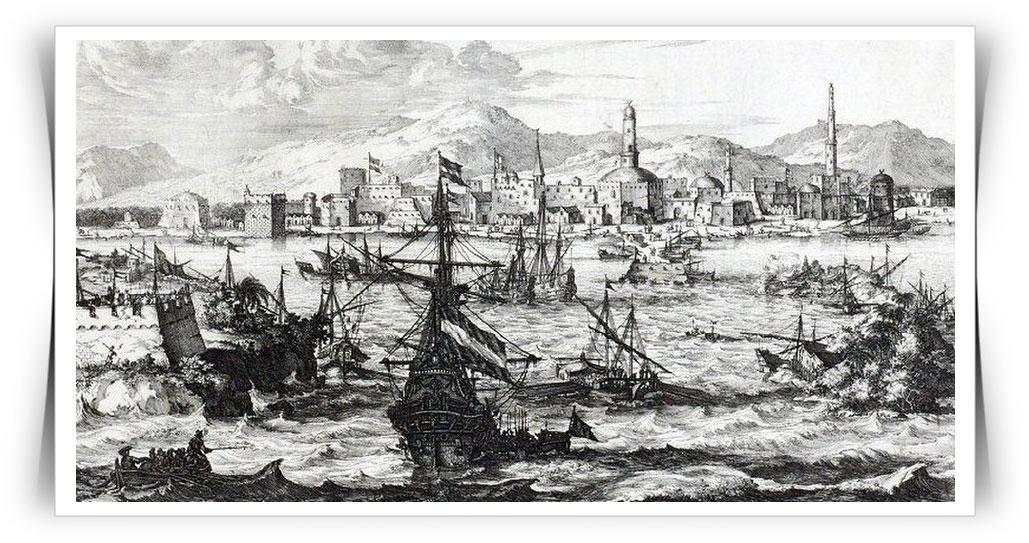 Sản lượng cà phê từ Châu Á giúp cho đế chế Hà Lan kiểm soát phần lớn nguồn cung cà phê toàn cầu trong thế kỷ 17.