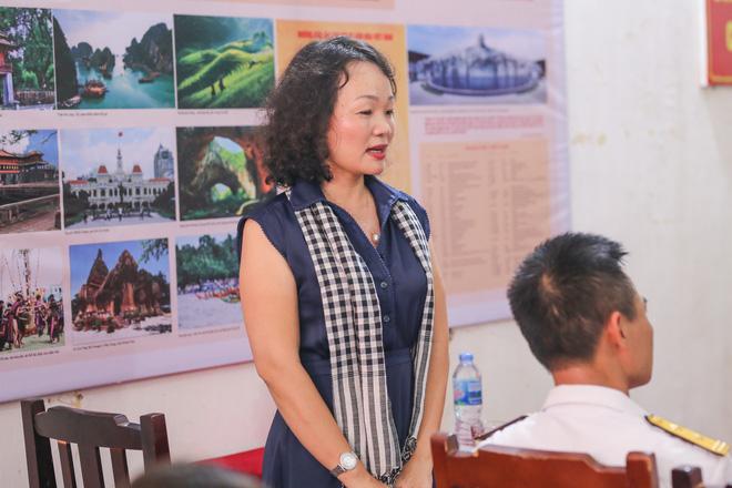 NCE Võ Thị Hà Giang - Giám đốc Hành trình Từ Trái Tim.
