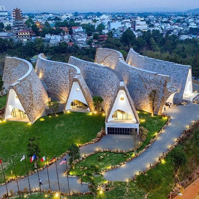 """Bảo tàng Thế giới Cà phê được hãng thông tấn quốc tế AP đánh giá là """"Bảo tàng sống lớn nhất, sống động và độc đáo nhất"""""""