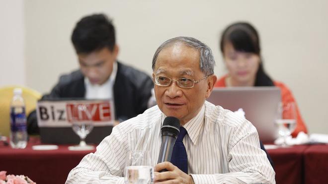 TS Lê Đăng Doanh.