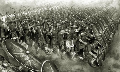 Thế kỷ thứ 2 sau công nguyên, hầu như toàn bộ khu vực Địa Trung Hải, Tây Âu, Tiểu Á, Bắc Phi, và nhiều vùng của Bắc và Đông Âu bị La Mã thống trị. Tại thời điểm đỉnh cao, đế quốc La Mã đã bành trướng thành một trong những đế quốc lớn nhất trong thế giới cổ đại, với dân số được ước tính khoảng gần 20% dân số thế giới và bao phủ 5 triệu km diện tích địa cầu.