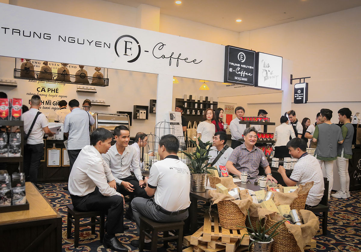 Trung Nguyen E-Coffee launched the new 2020 version – Gathering 3 coffee cultures of the world