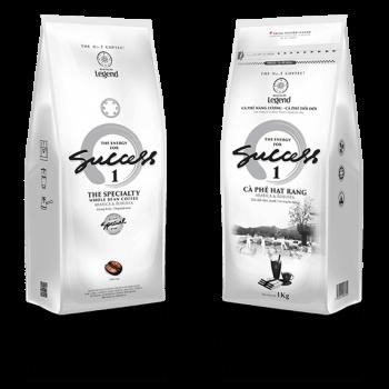 Cà phê hạt rang Trung Nguyên Legend Success 1