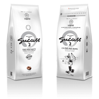 Cà phê hạt rang Trung Nguyên Legend Success 2