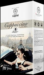 Trung Nguyên Legend Cappuccino Hazelnut