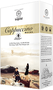 Trung Nguyên Legend Cappuccino Mocha
